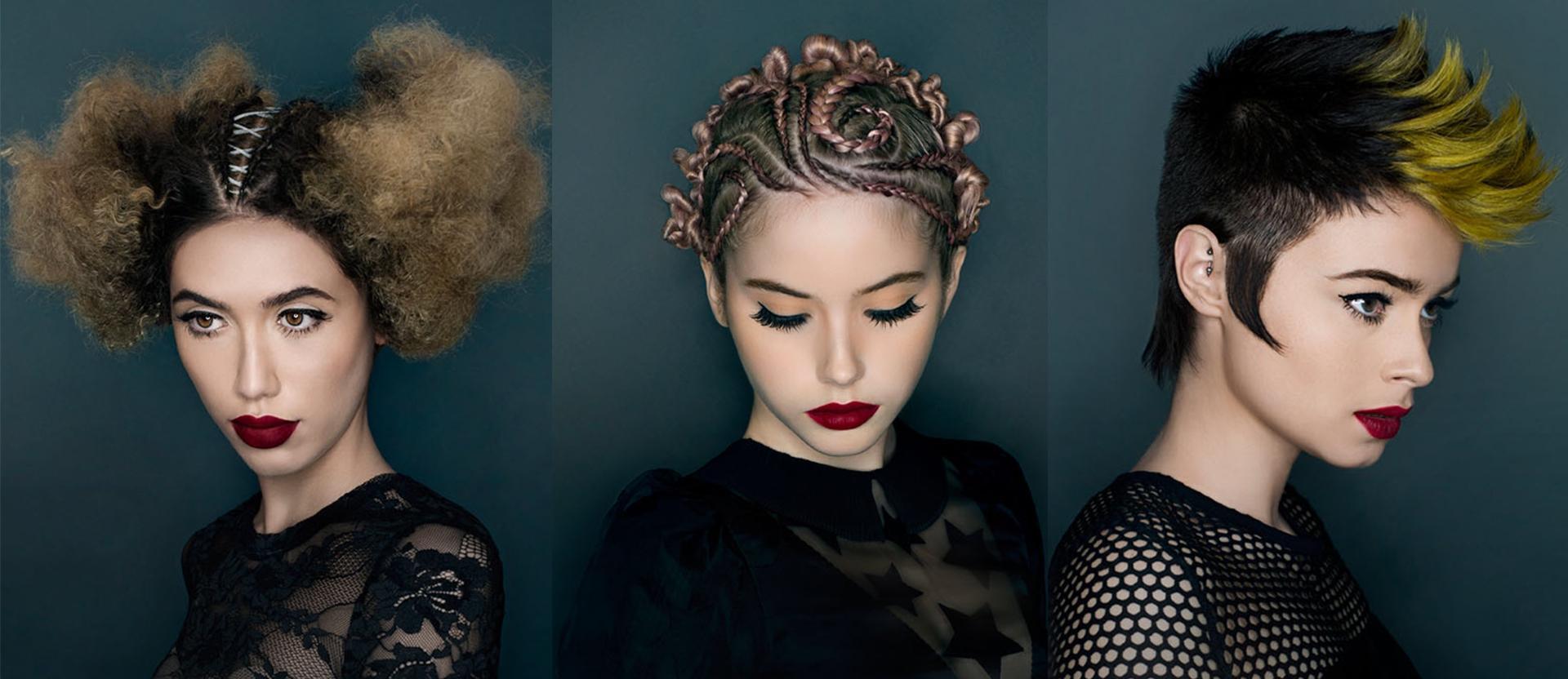 hair salon etobicoke contessa award winner 2018 salon collage