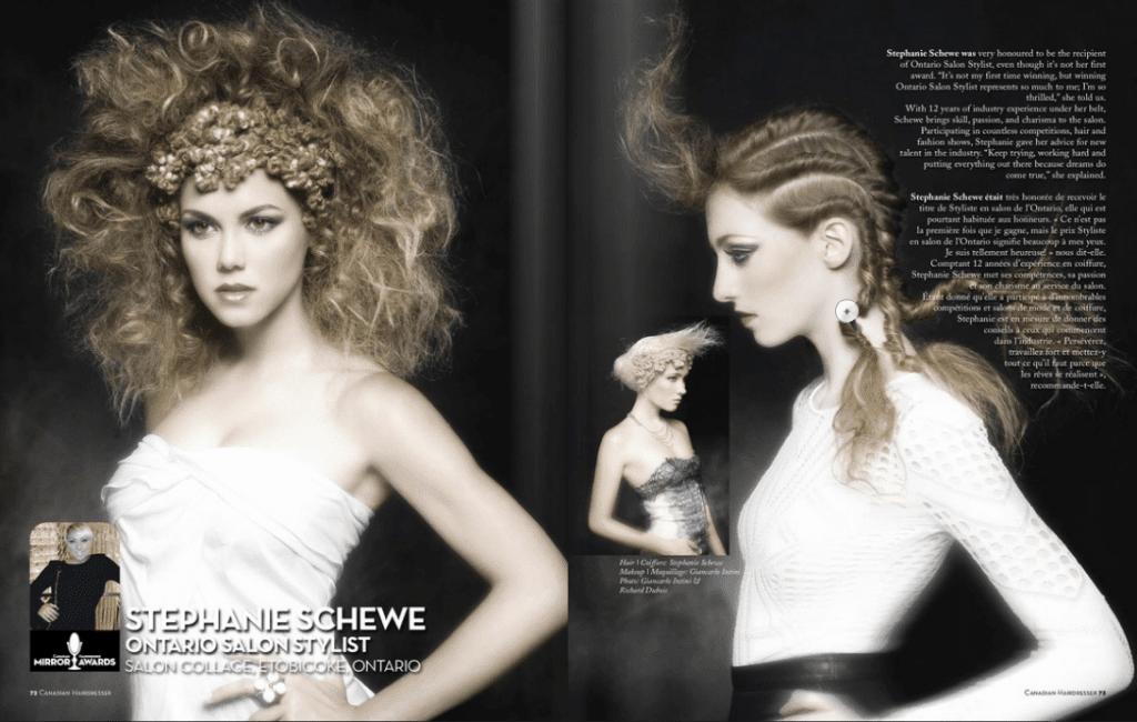toronto_award_winning_hair_stylist_salon_collage