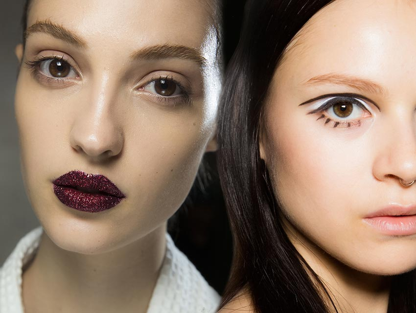 Fall 2016 Couture Beauty