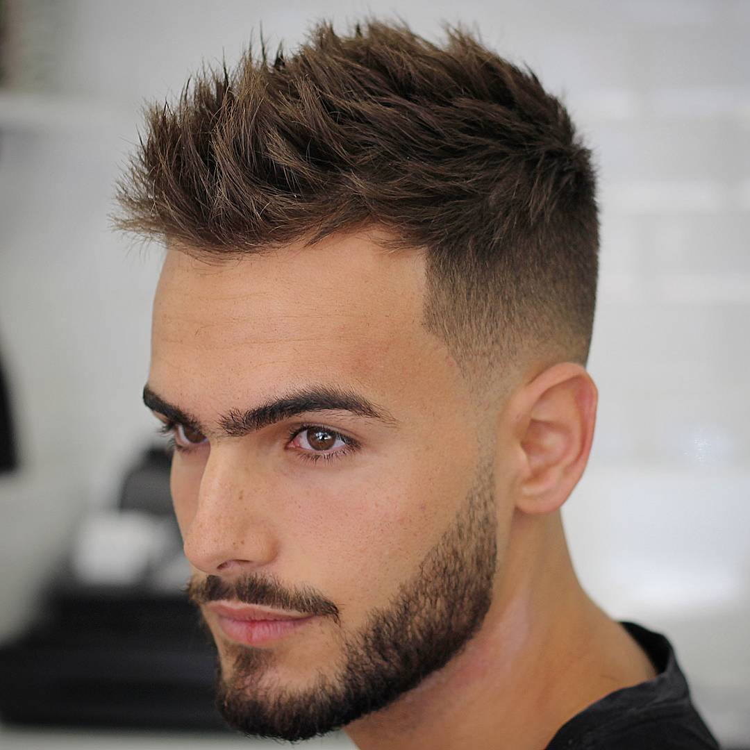 100+ New Men's Hairstyles For 2017